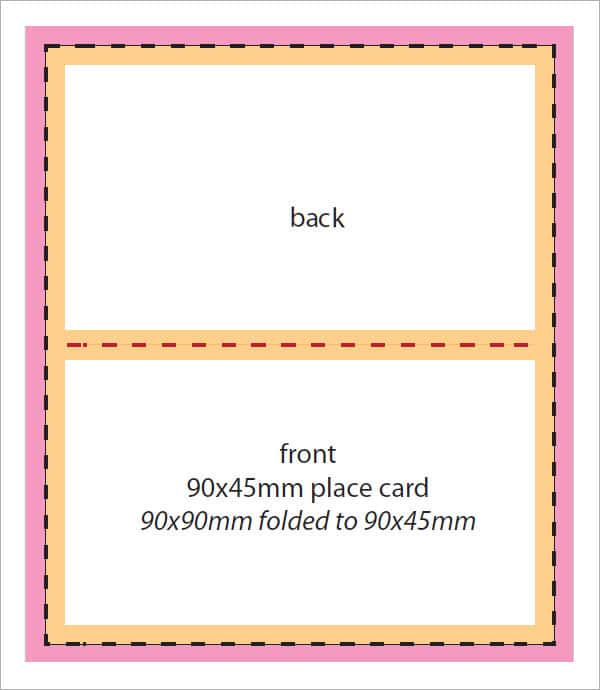 11 Adding Place Card Template Word 11 Per Sheet Layouts with Place  Intended For Place Card Template 6 Per Sheet Pertaining To Place Card Template 6 Per Sheet