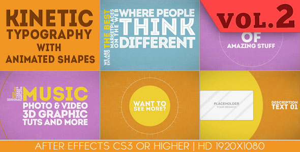 11 Amazing After Effects Kinetic Typography Templates – Bashooka Pertaining To Powerpoint Kinetic Typography Template Throughout Powerpoint Kinetic Typography Template
