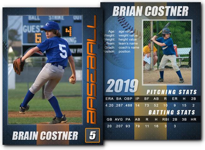 11 Baseball Psd Frames Images - Baseball Flyer Template, Baseball  With Regard To Baseball Card Template Psd Within Baseball Card Template Psd
