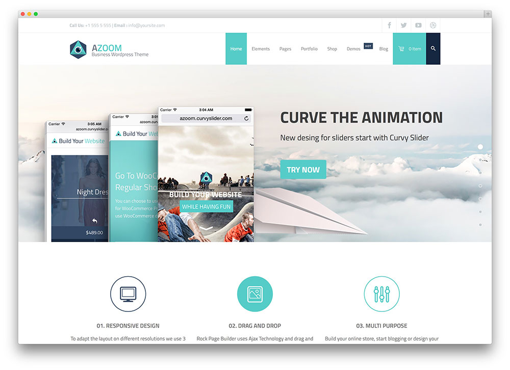11 Best Business WordPress Themes 11 - Colorlib Regarding 10 Causes To Use A Web Site Template For Your Enterprise Web Site Throughout 10 Causes To Use A Web Site Template For Your Enterprise Web Site