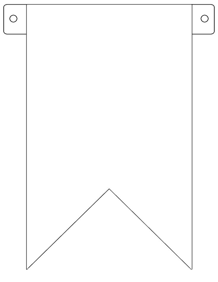 11 Best DIY Birthday Banner Printable Template - printablee.com With Homemade Banner Template
