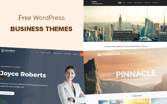 11 Best Free WordPress Business Themes of 11 Throughout 10 Causes To Use A Web Site Template For Your Enterprise Web Site