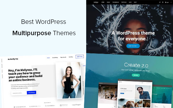 11 Best WordPress Multipurpose Themes (11) For Step By Step Instructions To Set Up A Professional Website On Your Own Using Web Templates For Step By Step Instructions To Set Up A Professional Website On Your Own Using Web Templates