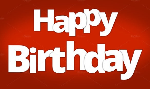 11+ Birthday Banner Templates – Free Sample, Example, Format  With Free Happy Birthday Banner Templates Download In Free Happy Birthday Banner Templates Download