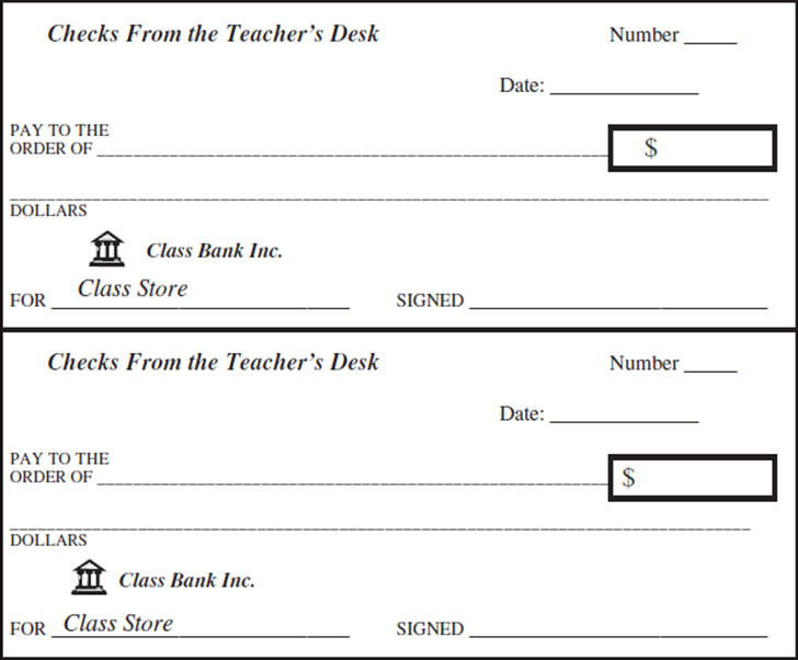 11+ Blank Check Templates  Free & Premium Templates Within Editable Blank Check Template