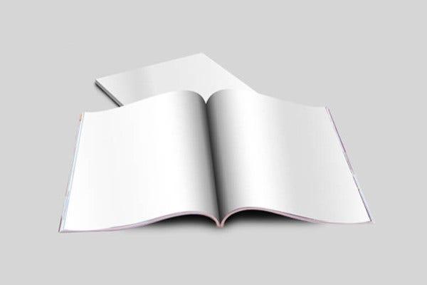 11+ Blank Magazine Templates - Designs, Templates  Free & Premium  Inside Blank Magazine Template Psd Inside Blank Magazine Template Psd