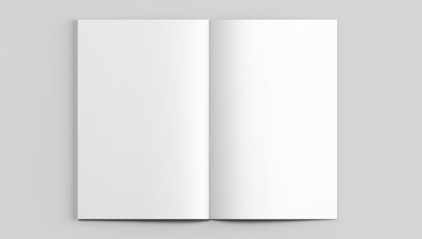 11+ Blank Magazine Templates - Designs, Templates  Free & Premium  With Regard To Blank Magazine Template Psd With Regard To Blank Magazine Template Psd