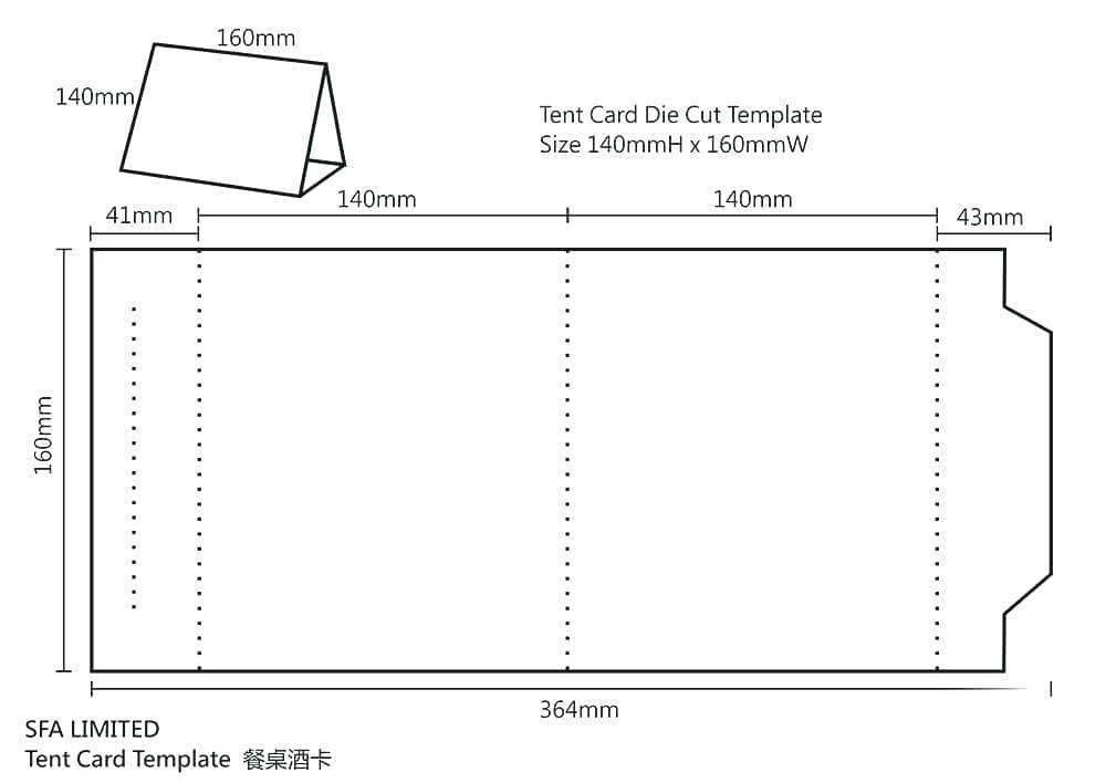 11 Blank Small Table Tent Card Template Maker By Small Table Tent  With Blank Tent Card Template