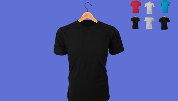 11+ Blank T Shirt Templates - PSD, Vector EPS, AI  Free & Premium  Intended For Blank Tshirt Template Pdf Throughout Blank Tshirt Template Pdf