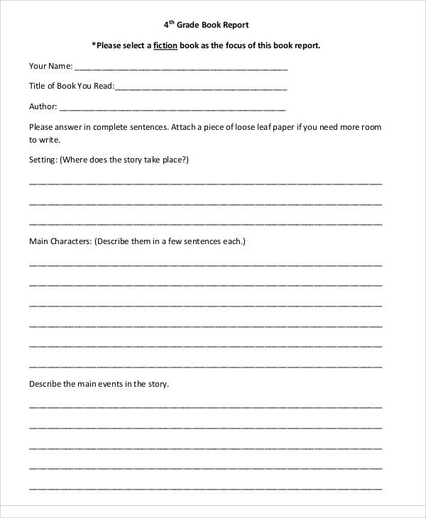 11+ Book Reports - Free Sample, Example, Format Download  Free  Within Mobile Book Report Template With Mobile Book Report Template