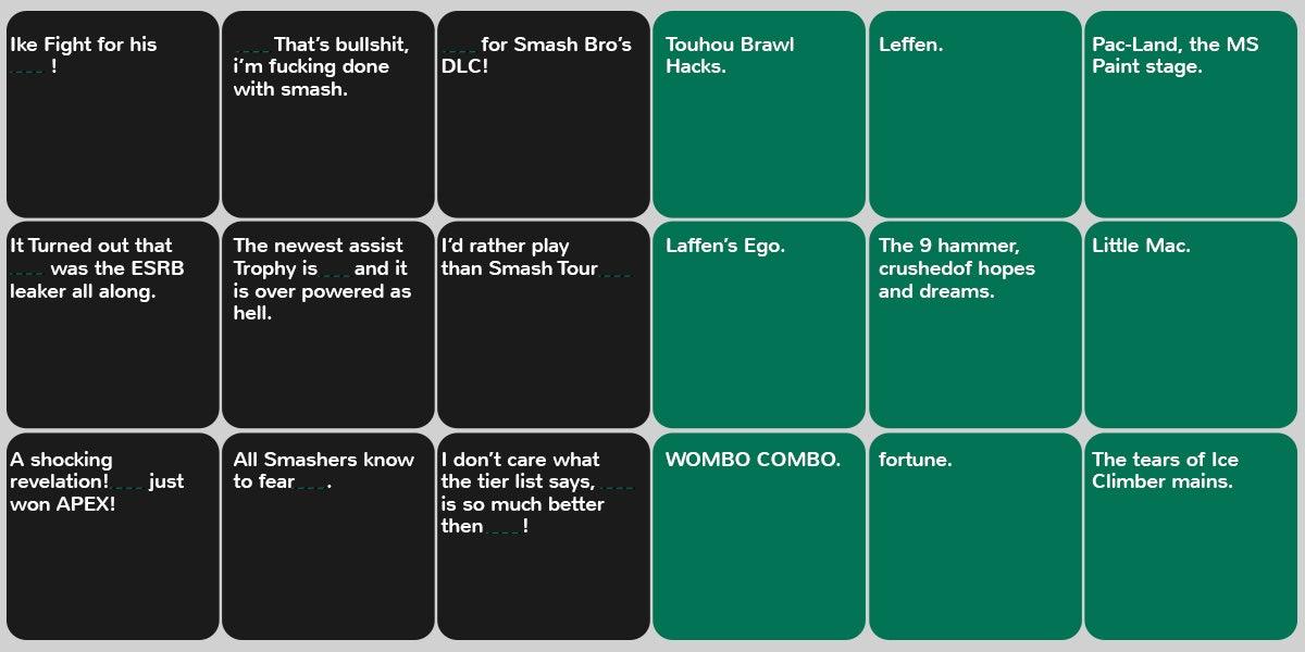 11+ Cards Against Humanity  Free & Premium Templates Throughout Cards Against Humanity Template With Regard To Cards Against Humanity Template