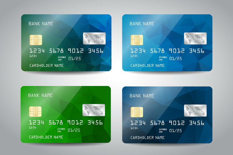 11 Credit Card Designs  Free & Premium Templates For Credit Card Size Template For Word Throughout Credit Card Size Template For Word