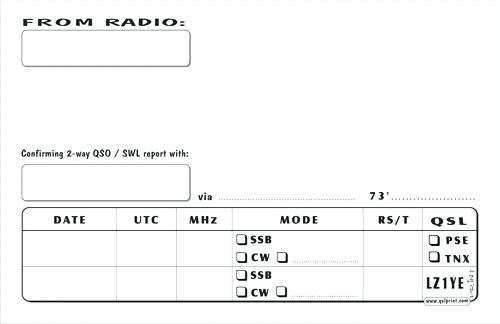 11 Customize Our Free Qsl Card Template Download Photo with Qsl  In Qsl Card Template Inside Qsl Card Template