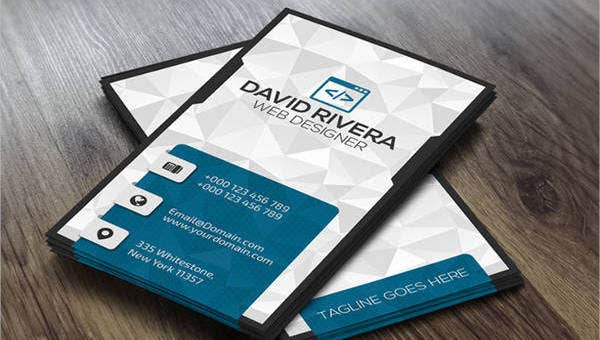 11+ Free Business Card Templates - PSD, AI, Word  Free & Premium  Within Free Bussiness Card Template Within Free Bussiness Card Template