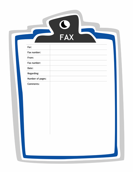 11+ Free Fax Cover Sheet Templates [ Word / PDF ]  UTemplates Intended For Fax Template Word 2010 Intended For Fax Template Word 2010