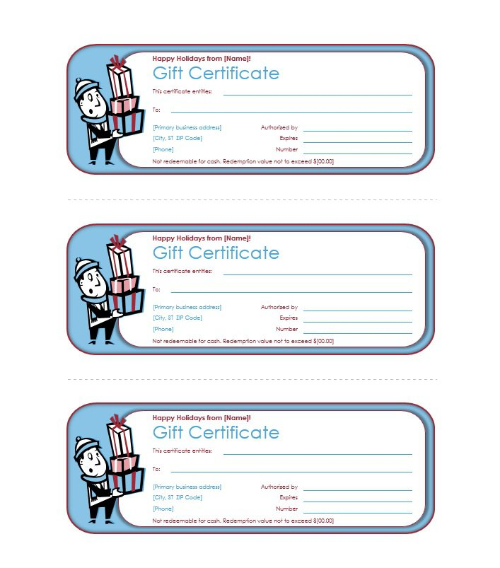 11 Free Gift Certificate Templates in MS Word and in PDF format For Microsoft Gift Certificate Template Free Word With Regard To Microsoft Gift Certificate Template Free Word