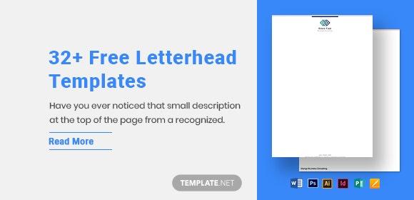 11+ Free Letterhead Templates in Microsoft Word  Free & Premium  Regarding Headed Letter Template Word With Regard To Headed Letter Template Word