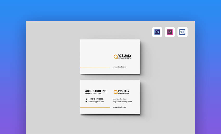 11+ Free Microsoft Word Business Card Templates (Printable Ready 11) In Product Line Card Template Word