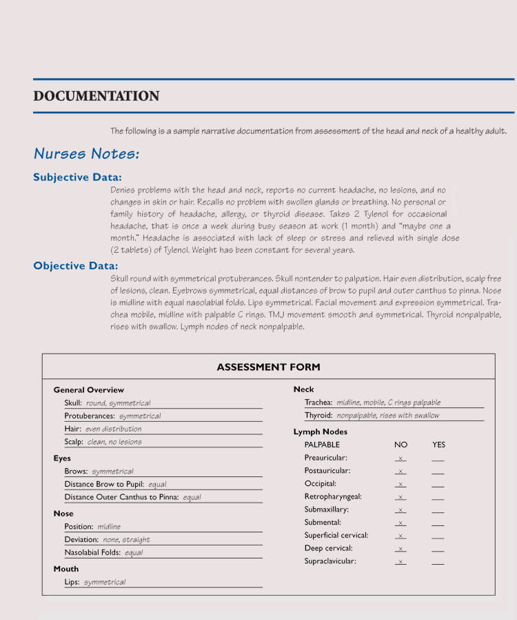 11+ Free Nursing Notes Templates (Guidelines to Take Nursing Notes) Inside Nurse Notes Template