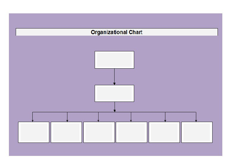 11 Free Organizational Chart Templates (Word, Excel, PowerPoint  With Regard To Word Org Chart Template Inside Word Org Chart Template