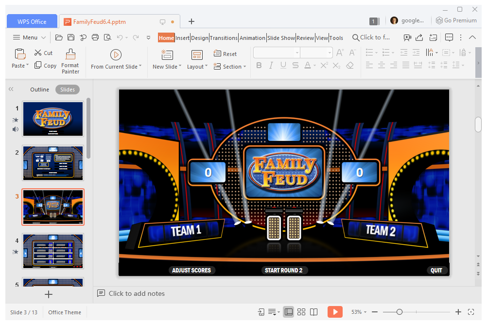 11 Free PowerPoint Game Templates for the Classroom Regarding Price Is Right Powerpoint Template Intended For Price Is Right Powerpoint Template.Html