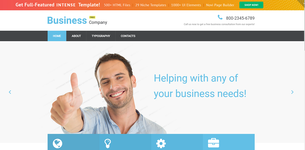 ✓ 11 Free Website Templates and Themes for Web Designers, Bloggers Pertaining To 10 Causes To Use A Web Site Template For Your Enterprise Web Site For 10 Causes To Use A Web Site Template For Your Enterprise Web Site