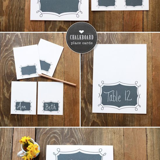 11 Free Wedding Place Card Templates Pertaining To Free Printable Tent Card Template