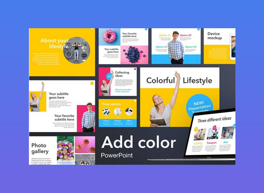 11+ Fun PowerPoint Templates With Colorful PPT Slide Designs (For  Regarding Fun Powerpoint Templates Free Download With Fun Powerpoint Templates Free Download