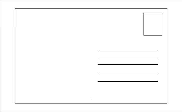11+ Holiday Postcard Templates - Free PDF,PSD, PNG Format Download  With Regard To Free Blank Postcard Template For Word Throughout Free Blank Postcard Template For Word