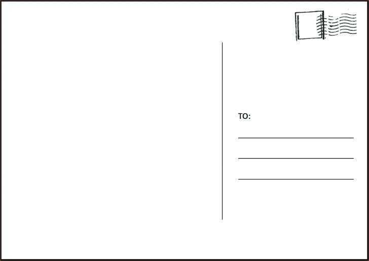 11 How To Create 11X11 Postcard Template For Word for Ms Word for  With Microsoft Word 4x6 Postcard Template Inside Microsoft Word 4x6 Postcard Template