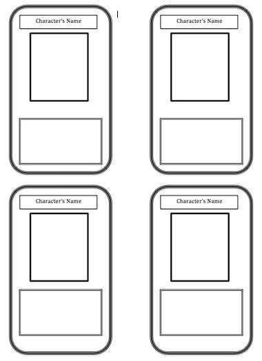 11 How To Create Trading Card Template For Word Download with  Intended For Trading Cards Templates Free Download For Trading Cards Templates Free Download