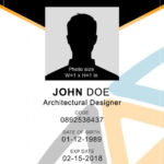 11 ID Badge & ID Card Templates FREE - TemplateArchive Intended For Visitor Badge Template Word