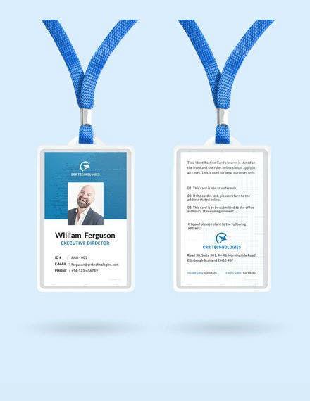 11+ ID Card Designs & Templates  Free & Premium Templates Inside Pvc Id Card Template For Pvc Id Card Template