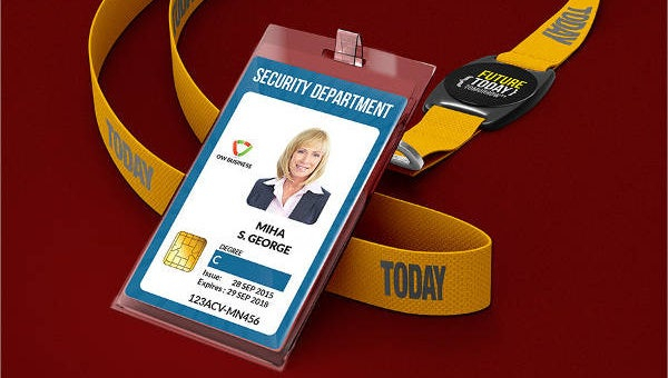 11+ ID Card Templates - PSD, EPS, PNG  Free & Premium Templates For Pvc Id Card Template Within Pvc Id Card Template