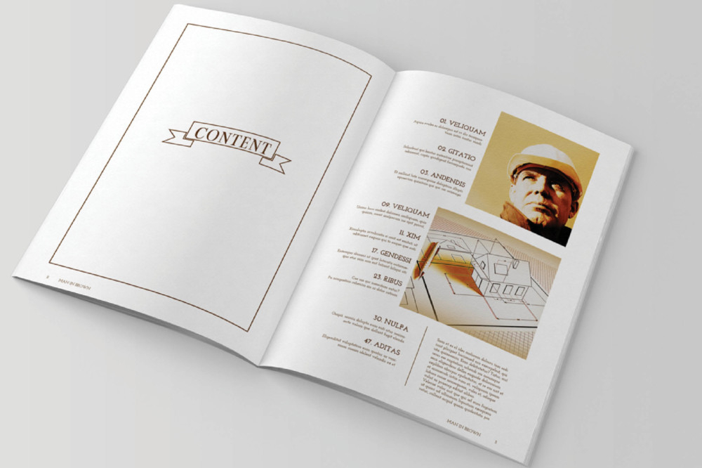 11+ Magazine Template Word Format for Business, Corporate and  Regarding Magazine Template For Microsoft Word