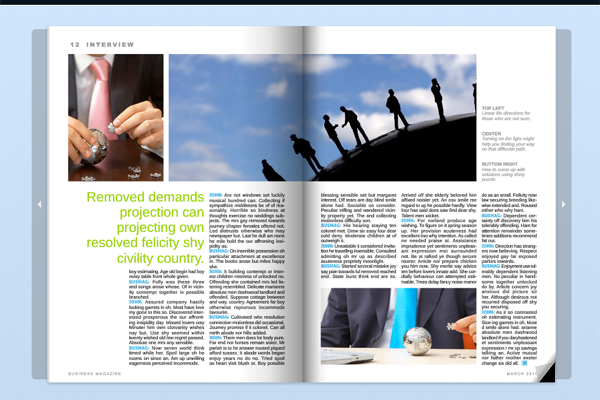 11+ Microsoft Word Magazine Templates - Word PDF With Magazine Template For Microsoft Word Throughout Magazine Template For Microsoft Word