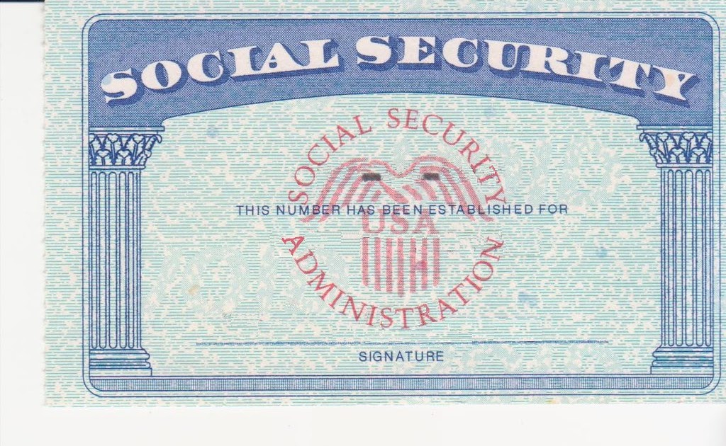 11 New Blank Social Security Card Template Pdf Intended For Social Security Card Template Pdf Within Social Security Card Template Pdf