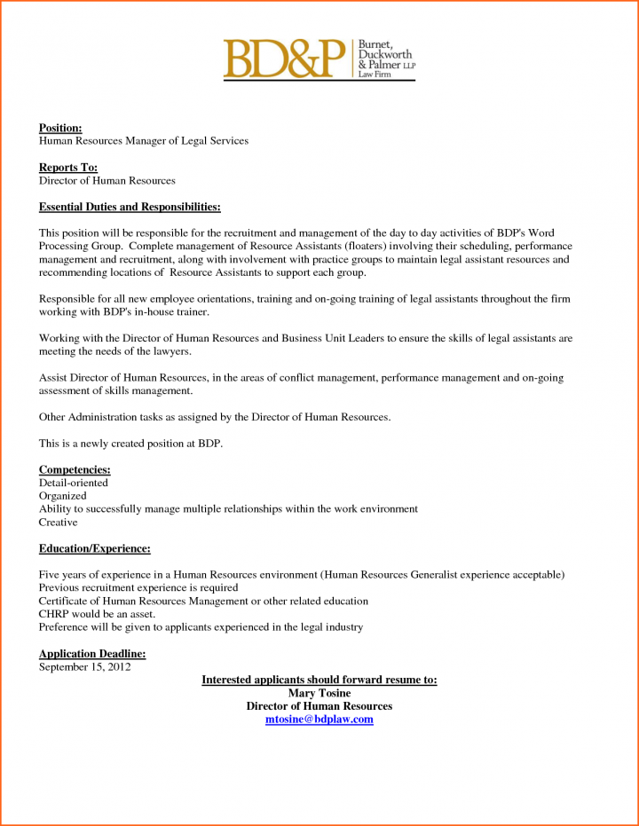 11+ Notice Of Job Opening Forms  Free & Premium Templates Pertaining To Internal Job Posting Template Word