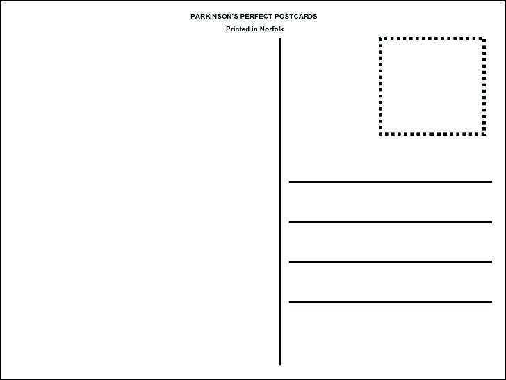 11 Printable Postcard Back Template 11X11 for Ms Word by Postcard  Inside Microsoft Word 4x6 Postcard Template Within Microsoft Word 4x6 Postcard Template