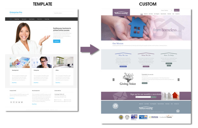 11 Reasons You Need a Custom Website  For 10 Causes To Use A Web Site Template For Your Enterprise Web Site In 10 Causes To Use A Web Site Template For Your Enterprise Web Site