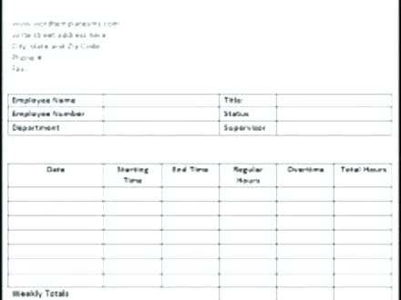 11 Report Job Card Template Mechanic for Ms Word for Job Card  For Mechanic Job Card Template Inside Mechanic Job Card Template