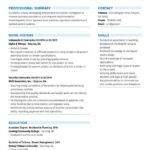 11 Resume Templates: Edit & Download in Minutes With Regard To High Resume Templates What To Look For