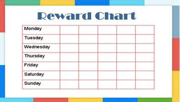 11+ Reward Chart Templates - Word, PDF  Free & Premium Templates Throughout Reward Chart Template Word For Reward Chart Template Word