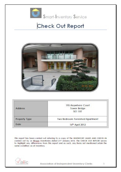 11+ Tenant Check Out Form Templates - Word, AI, PDF, Google Docs  In Check Out Report Template With Regard To Check Out Report Template