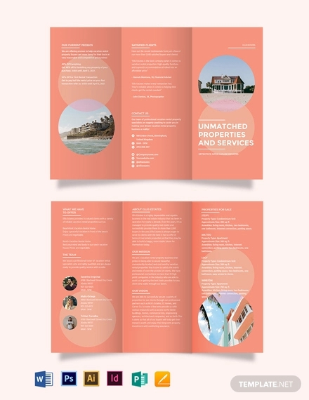 11+ Travel Brochure Designs & Examples in AI  InDesign  PSD  Pertaining To Island Brochure Template Pertaining To Island Brochure Template
