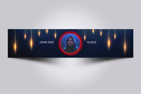 11+ Youtube Channel Art Template PSD For Designing the Perfect  Pertaining To Youtube Banner Template Gimp Intended For Youtube Banner Template Gimp