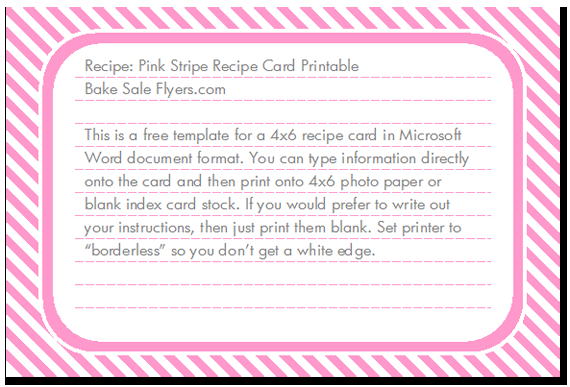 1111X1111 Index Card Template for Word (Page 11) - Line.111QQ.com Inside Microsoft Word 4x6 Postcard Template