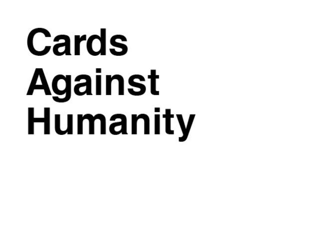 "A ""Cards Against Humanity"" Custom Deck : tabletopsimulator Inside Cards Against Humanity Template For Cards Against Humanity Template"