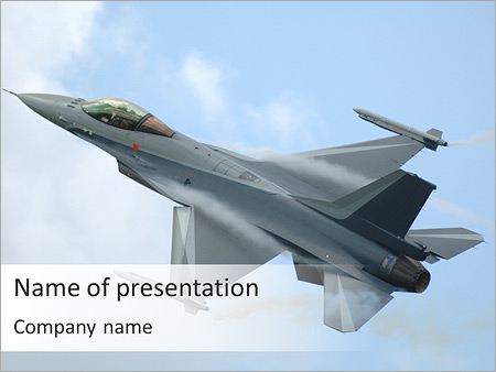 Air Force PowerPoint Template & Infographics Slides Regarding Air Force Powerpoint Template Regarding Air Force Powerpoint Template
