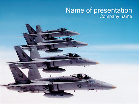 Air Forces PowerPoint Template & Infographics Slides With Regard To Air Force Powerpoint Template With Air Force Powerpoint Template